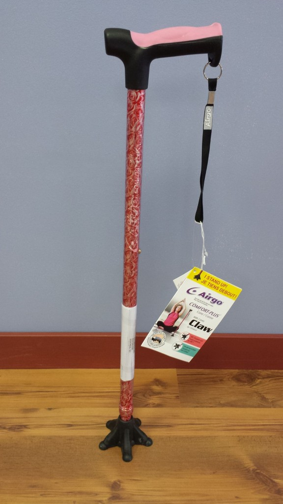 Mobility Aids Claw Cane