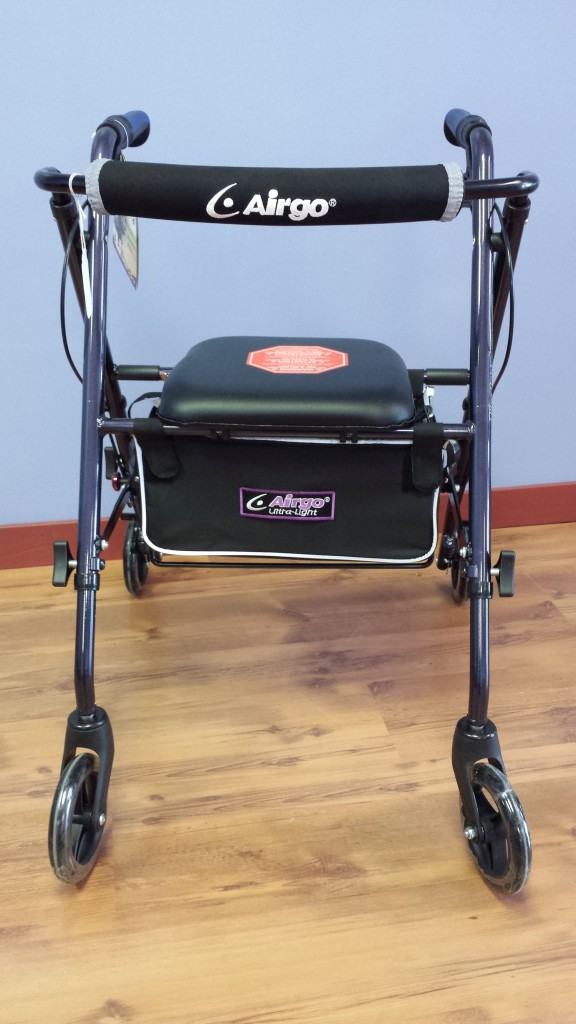 Mobility aids ultra-light rollator