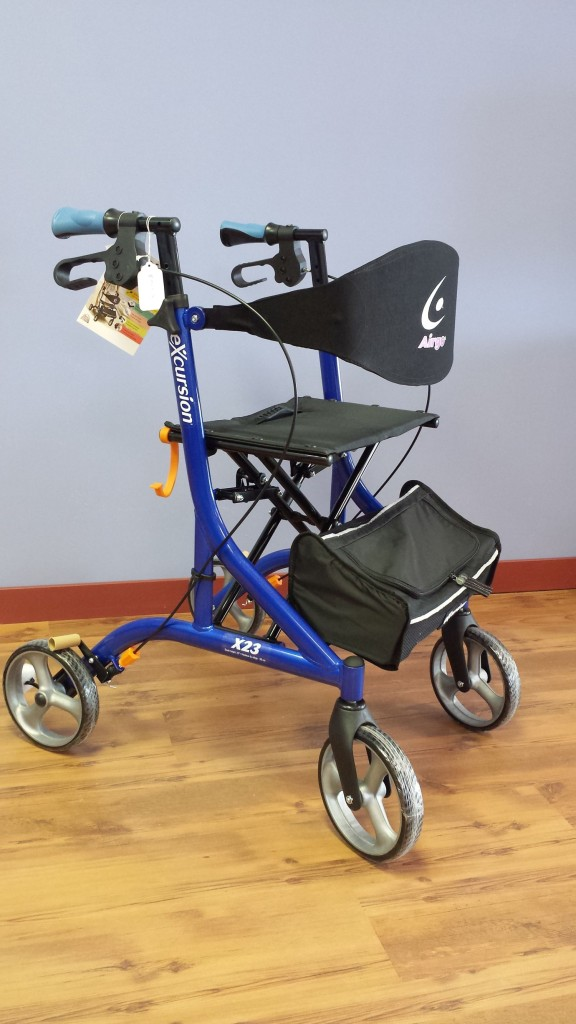 Mobility Aid tall Rollator