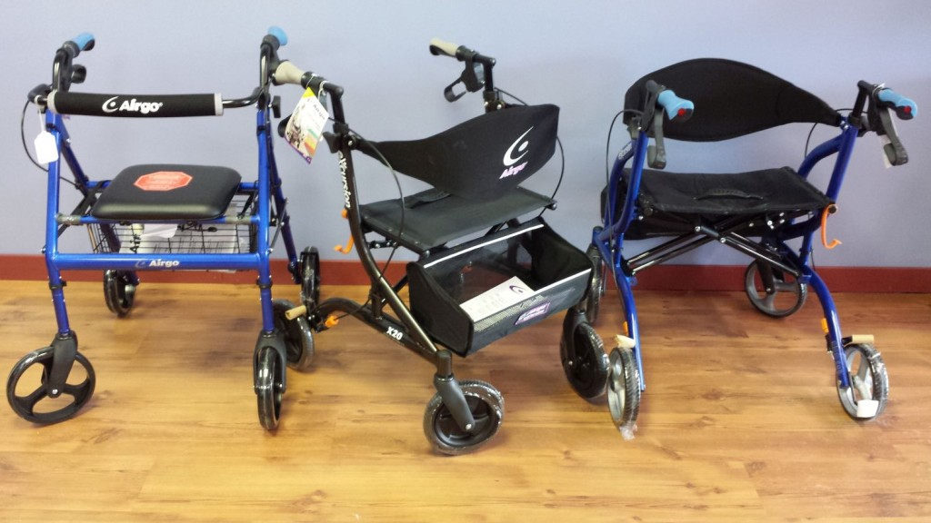 Mobility Aids Rollators