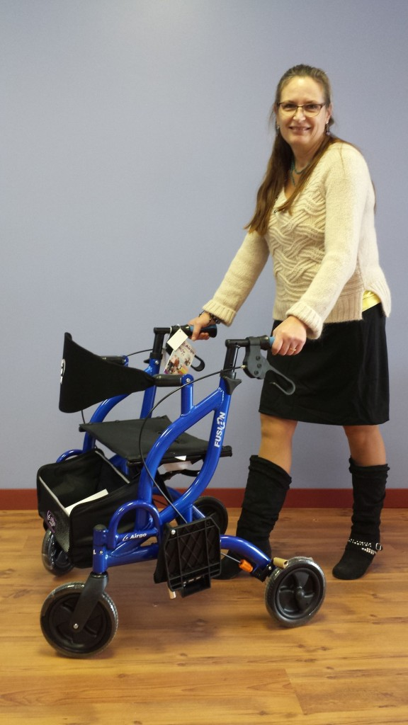 Mobility Aids Fusion