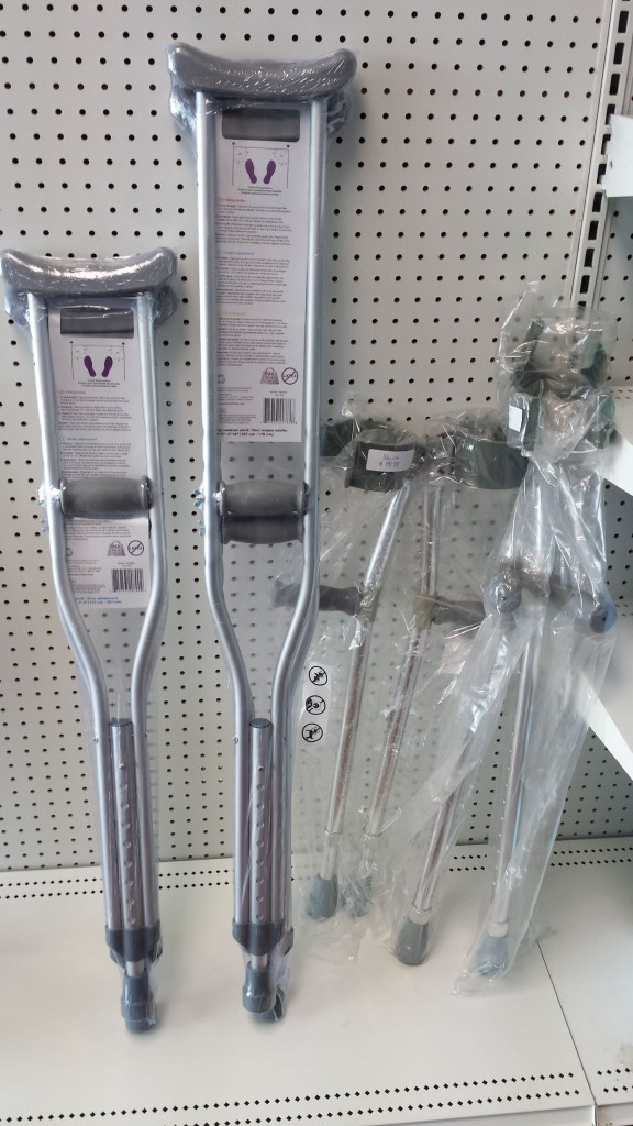 Mobility Aids Crutches