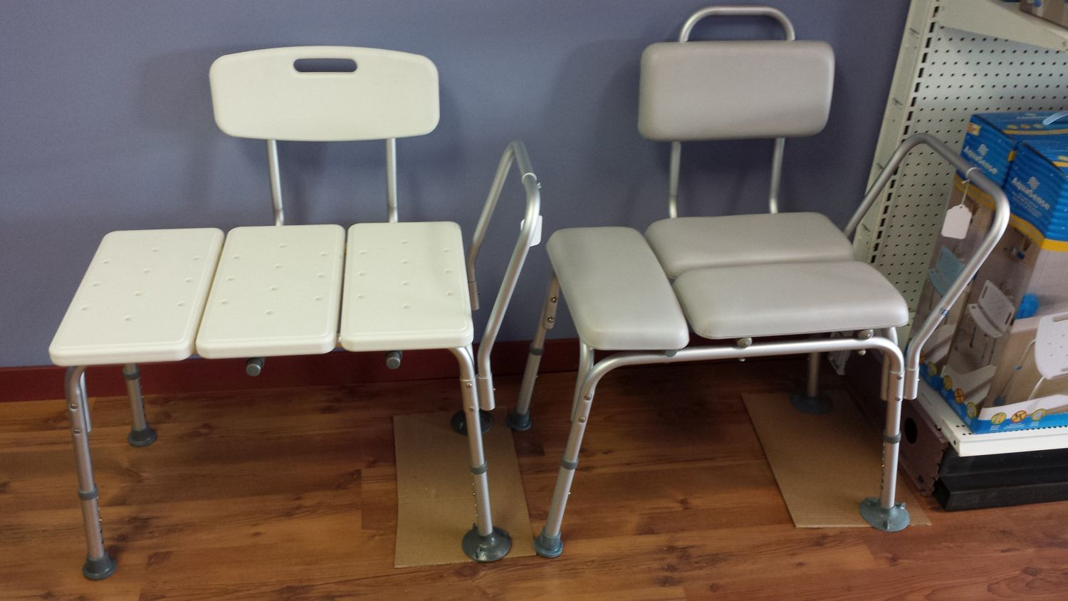 Daily Living Aids Transfer Chairs