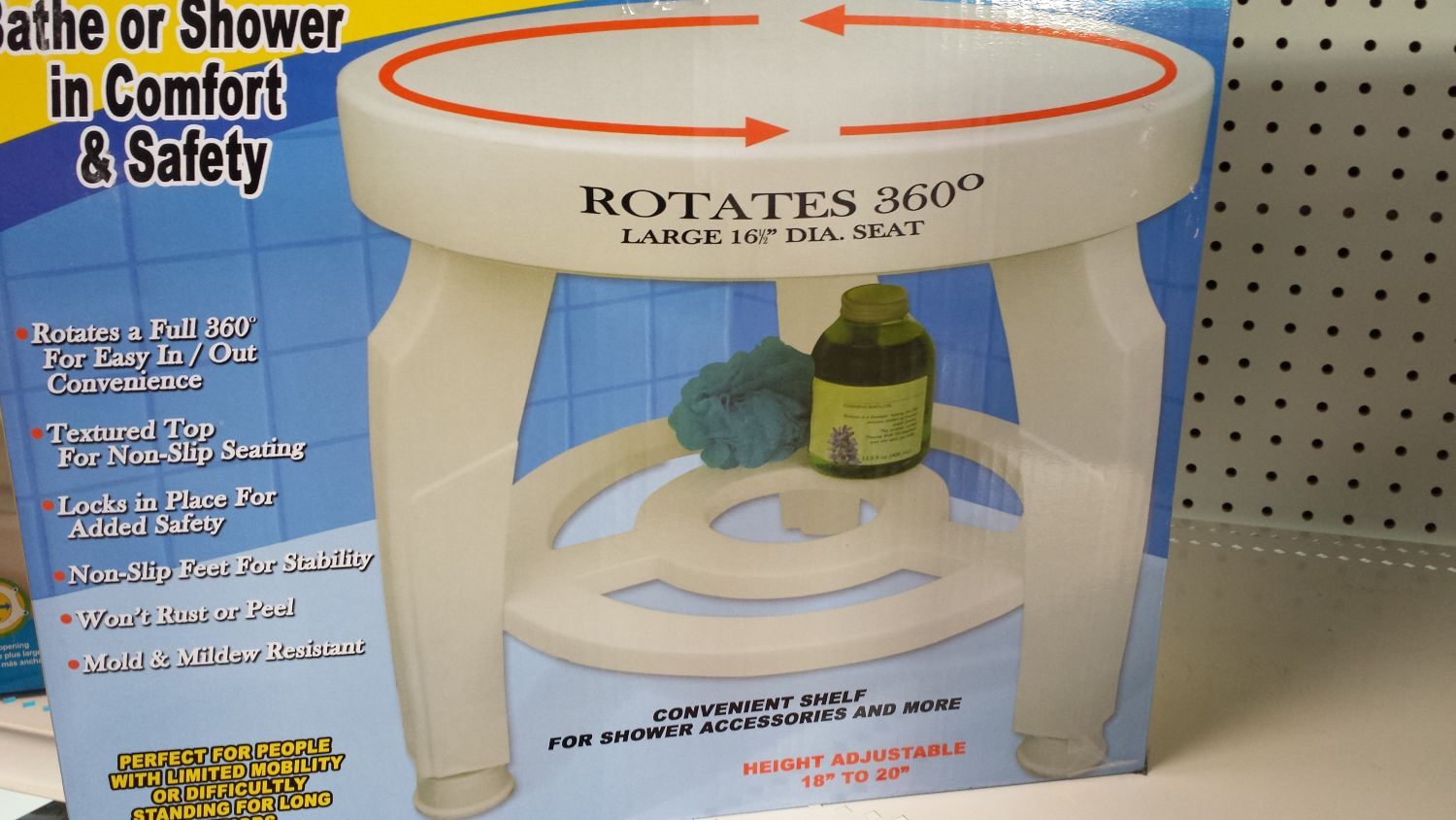 Mobility Aids Shower Stool