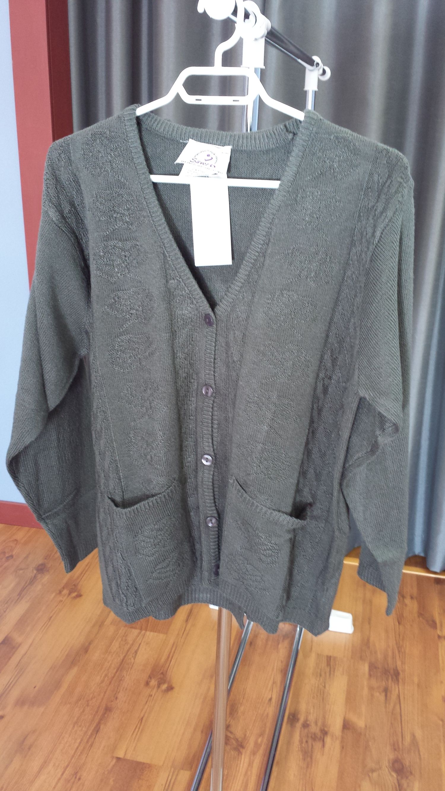 Adaptive Clothing Cardigan