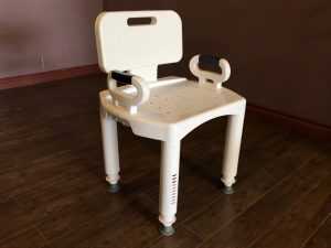 Chower Chair with back