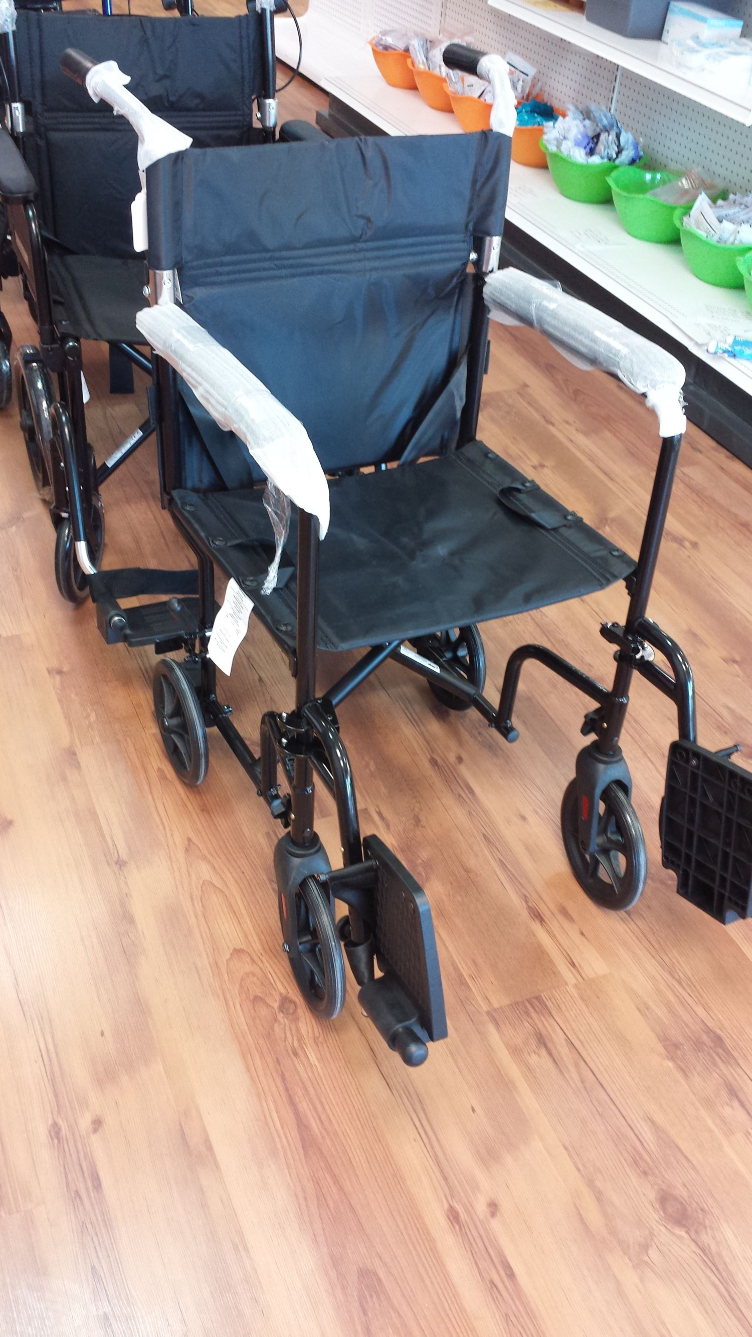 Folding Transport Chair, wheelchairs